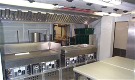 Containerized Kitchen by More Cooked Meals Containerized Kitchen Exceeds Army S