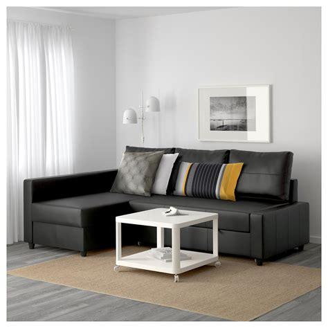 ikea storage sofa friheten corner sofa bed with storage bomstad black ikea