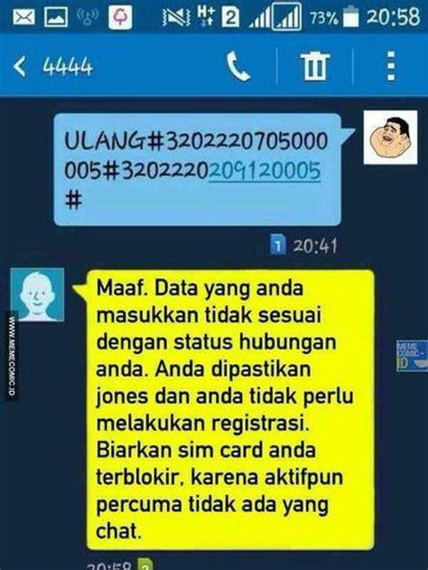 detik registrasi sim card informasi terkini bermartabat