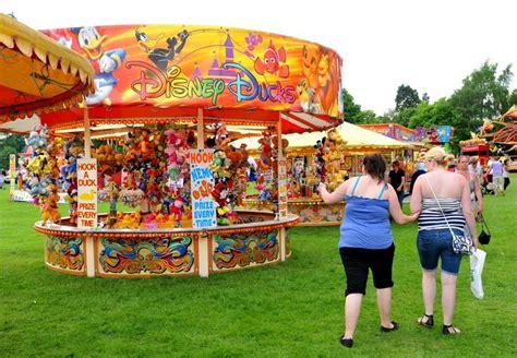theme park nottingham disney ducks editorial photography image of kiosk