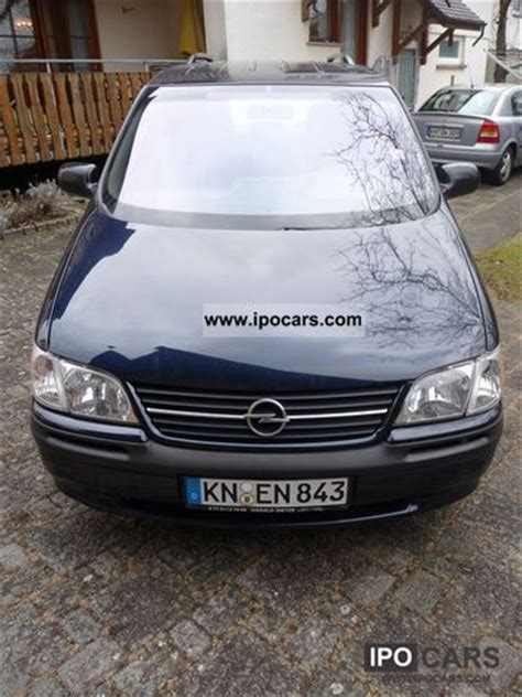 opel sintra 1999 1999 opel sintra 2 2 gls 16v car photo and specs