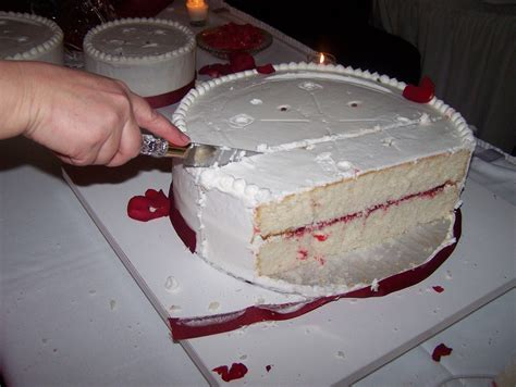 Wedding Cake Cutting Guide by They Call Me Chef Cher Cake Cutting Guide