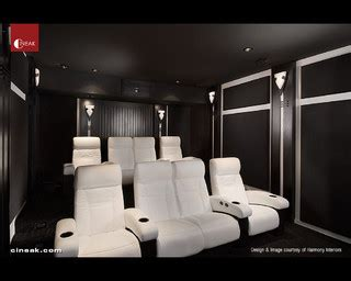 home cinema sofa bed cineak intimo fortuny luxury home cineak white fortuny seats in home theater modern home