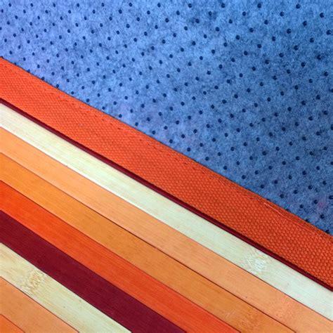 tappeto bamboo cucina bamboo cucina tappeto passatoia deluxe degrade arancio
