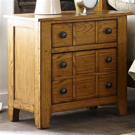 Cabin Furniture by Liberty Furniture S Cabin Drawer Stand With