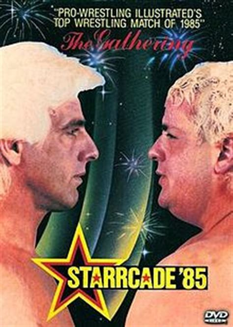 what ifric flair helped dusty rhodes after the cage match starrcade 1985 wikipedia