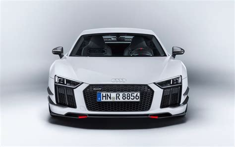 white audi r8 wallpaper wallpaper audi r8 v10 2018 white 4k automotive cars
