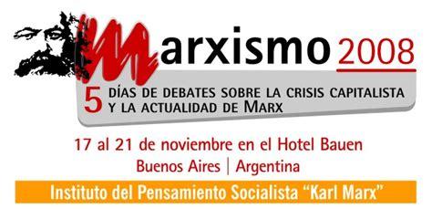 ideas y debates ips karl marx marxismo 2008 ips karl marx