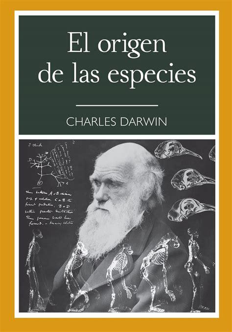 libro el origen de la el origen de las especies charles darwin discovery book