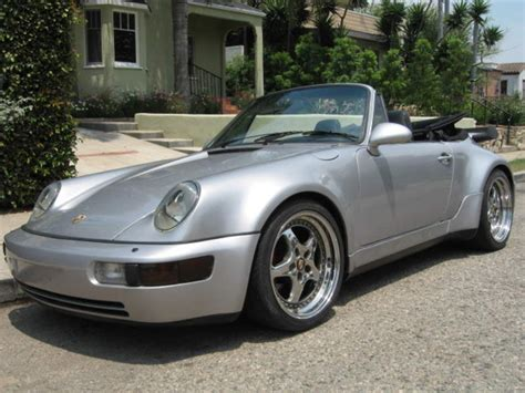 Porsche 964 Values by 1984 C2 Turbo Look Value Pelican Parts Technical Bbs
