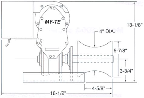my myte winch wiring diagram 28 wiring diagram images