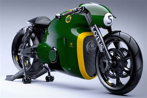 Lotus C 01 Motorcycle Lotus Motorcycle C 01