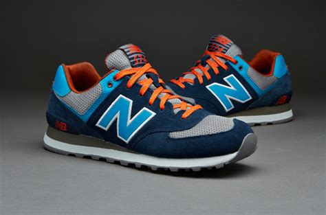 Harga New Balance Ml574 sepatu sneakers new balance ml574 suede mesh sapphire