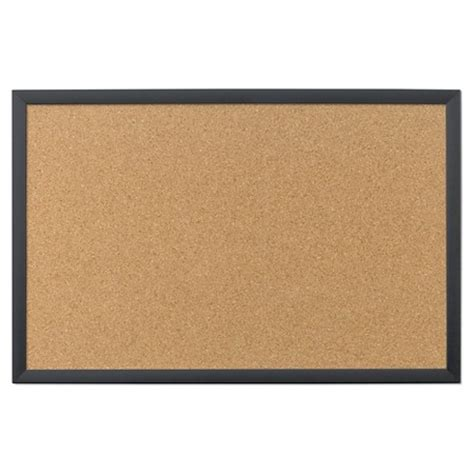 Decorative Cork Boards For Home by Home D 233 Cor Cork Board With Mdf Frame Desert Target