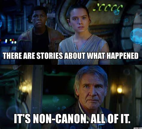 Han Solo Meme - star wars the force awakens it s a mystery