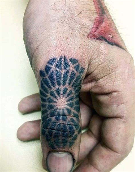 sun finger tattoo 75 finger tattoos for manly design ideas