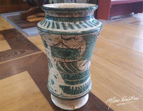 ceramica vasi vasi e brocche ceramiche dipinti a mano maro cristiani