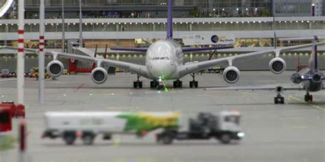 Miniatur Bandara uniknya miniatur bandara terbesar sedunia