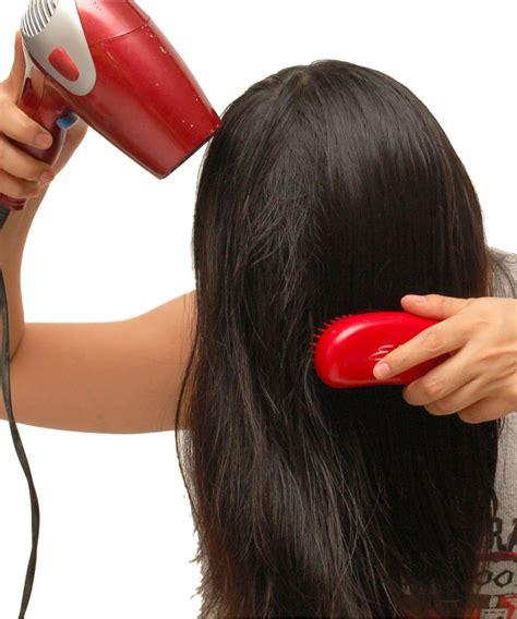 Drying Hair Cold Or how to your hair your 411