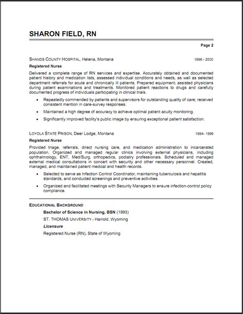 Best Resume Summary by The Best Resume Summary Statements Resume Format