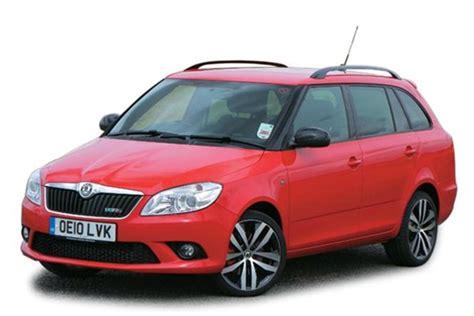 skoda used car prices skoda fabia vrs from 2010 used prices parkers