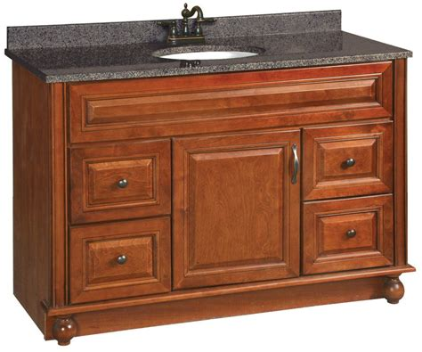 design house montclair vanity design house 538561 chestnut montclair 48 quot wood vanity