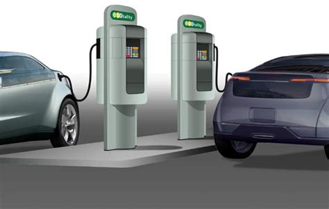 electric cars charging electric vehicle charging options ups battery center