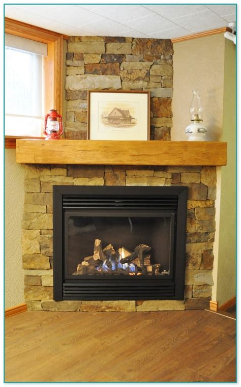 Gas Fireplace Decorative Stones by Decorative Stones For Walls
