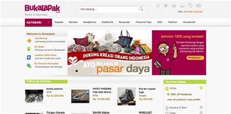 bukalapak funding 5 online marketplaces that compete with tokopedia
