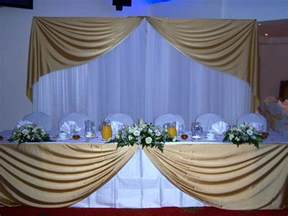 Table Top Decor by Banquet Hall Decorations