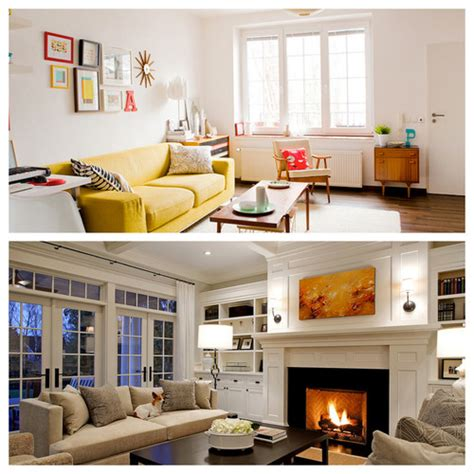 what is a family room living room vs family room