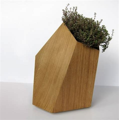 modern wood planter modern wooden planter photo contemporary planter png