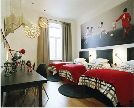 Bedroom Theme Young Boys Sports Bedroom Themes Room Design Inspirations