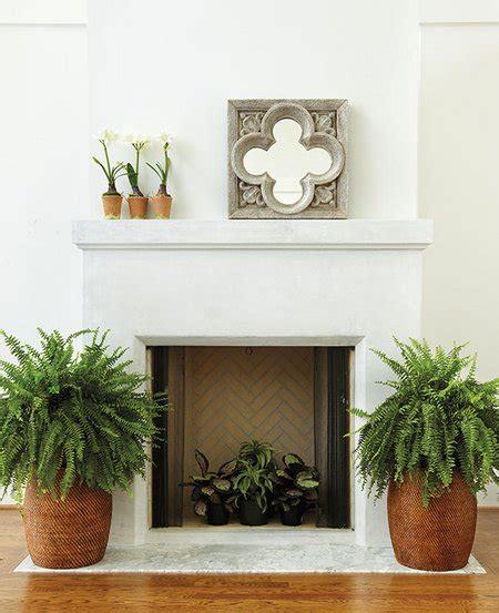 how to decorate empty space next to fireplace tanti modi alternativi per usare il camino nella bella