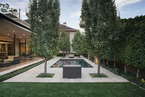 modern backyard 16 delightful modern landscape ideas that will update your