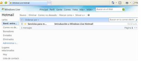 imagenes hotmail gratis crear una cuenta de correo hotmail gratis