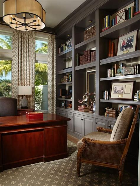 sophisticated home decor sophisticated home office with gray built ins home decor
