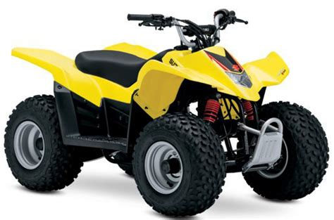 Suzuki Atv Suzuki 2018 Atv Lineup Atvconnection