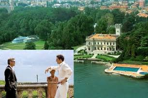 nightfox s villa in ocean s twelve movie