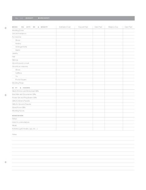 Wedding Checklist With Dates by Wedding Timeline Checklist Template Free