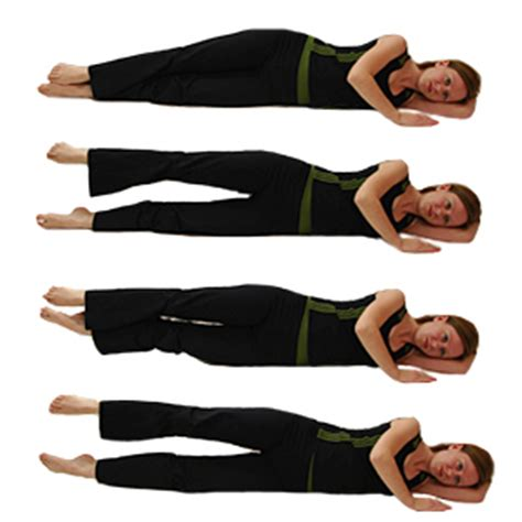 Potato Exercise by Pilates Potatoes Exercise Tapping To Work Your