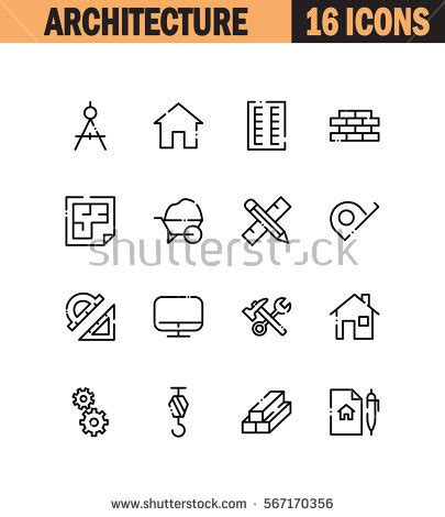 Bathroom Design Templates Architecture Icon Stock Images Royalty Free Images