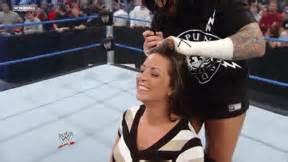 wwe female headshaves the straight edge society wrestling amino