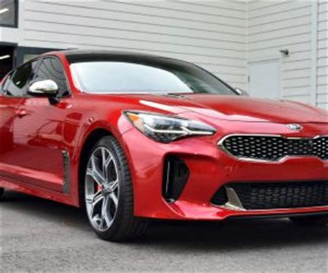 2018 kia stinger gt awd 4.8s, 167mph stats confirmed