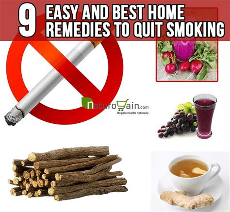 Best Ways To Detox From Nicotine by Homeremedies To Quitsmoking Are The Best Ways To