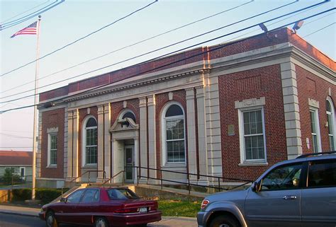 Monsey Post Office by Haverstraw Wikidata
