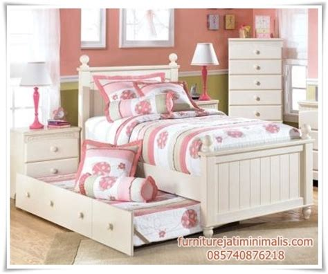 Dipan Kayu Sorong dipan anak model sorong dipan anak model dipan anak furniture jati minimalis furniture jati