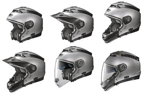 Helm Nolan N44 Half nolan n44 motorcycle helmet review rider magazine