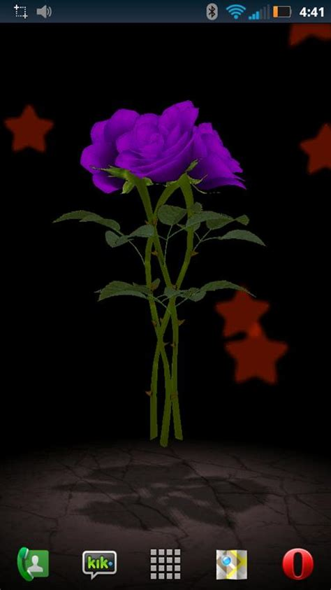 rose bouquet  wallpaper android apps  google play