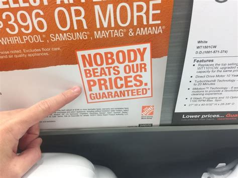 price match home depot does home depot price match walmart hello ross